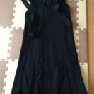 卒業式など 袴 紺