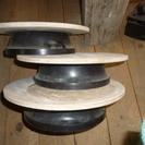 陶芸用回転テーブル(3個)