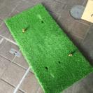 ゴルフ練習用マット