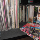 昭和50年代のレコード
