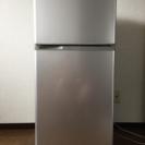 2ドア 112L 冷蔵庫