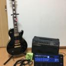 ブリッツ エレキギターセット