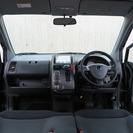 【誰でも車がローンで買えます】H16 モビリオスパイク A 黒 完全自社ローン※金利0%  - ホンダ