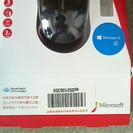 ワイヤレスマウス(電池付)
