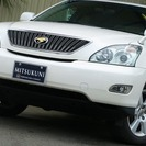 SUV特集!! 誰でも車がローンで買えます! ハリアー 240G ...