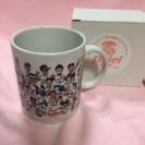 【未使用】FDH選手イラストマグカップ【激レア】