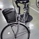 中古自転車  空気入れ、譲渡証明書はつけます。FAT CATという...