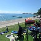琵琶湖でジェット&ウェイクボード、サップボード、バナナボート、B...