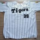 阪神タイガース ユニフォーム(応援用) 39番 矢野選手