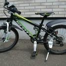 ☆札幌の方☆  値下げしました!SCOTT ブランド自転車 20インチ