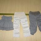 【夏用】マタニティウェア(Size:S)