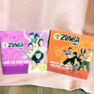 ダイエットDVD 【ZUMBA】ズンバ 4枚組!