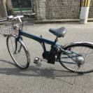 suisui 電動アシスト自転車 中古 折りたたみ式 27インチ 値下げ