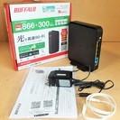 バッファロー BUFFALO WHR-1166DHP3 11ac対...