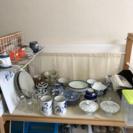 激安陶器 食器売ってます 仲ノ町商店街 わくわく市場 未使用品