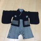 袴ロンパース(カバーオール) 70サイズ
