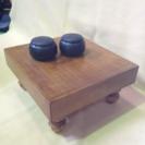 ☆囲碁盤と碁石☆