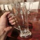 業務用厚手ビールジョッキ 400ml  ビールが美味しい季節に!