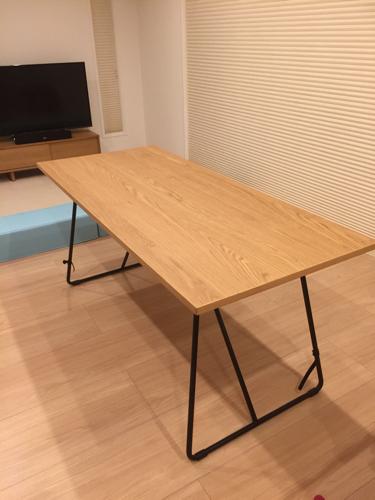 ... 無印良品 リビングでもダイニングでもつかえるテーブル・3 38727811 良品計画 ...