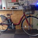 美品!ヤマハ電動アシスト自転車 26インチ