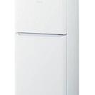 121リットル 2ドア冷蔵庫・美品