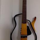 新品同様 YAMAHA/サイレントギター SLG110S タバコブ...