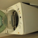 【無料で譲ります】 洗濯機(横51㎝×奥53㎝×高さ86㎝)