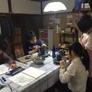 夏休み こども陶芸教室
