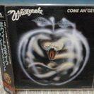 CD ホワイト・スネイク 「COME AN'GET IT」 BU...
