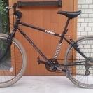 クロスバイク 2年前に4万円程で購入した自転車です。