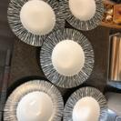 高級koyo陶器のスープ、冷製パスタ皿☆未使用日本製 オーブン食...