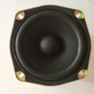 【取引再開】低音用スピーカー(重低音用なので1本だけ)
