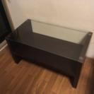 ガラス天板、テーブル