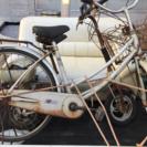 自転車2台あげます。