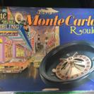 モンテカルロ ルーレット 箱、取説付き