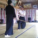 古武道で日本の心を 不動智 古武道の会