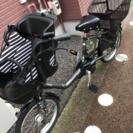 パナソニック ギュットミニDX 電動アシスト自転車 子供乗せ