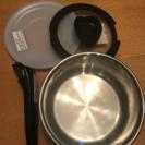 ティファール鍋 取っ手、蓋付