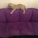 [無料]Sexyな紫のソファベッドお譲りします