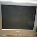 三菱電機21インチブラウン管テレビ無料