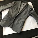 無印良品 ダブルジャージージャケット サイズS MUJIの画像