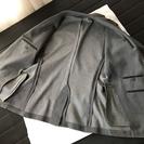 無印良品 ダブルジャージージャケット サイズS MUJI - 港区