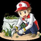 【庭仕事】草刈り、除草作業、枝切りなど、お任せください。