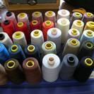 糸  4色で200円 スパン