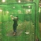 室内野球練習場 バッティング レッドスタジアム