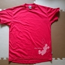 ●中古●MIZUNO(ミズノ) バスケ ディズニー半袖TシャツSサイズ