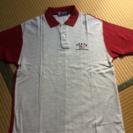 ●CHAPS ラルフローレン ポロシャツ 胸元ワンポイント刺繍 M