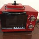 オーブントースター (目玉焼きも出来ます)