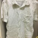 メンズ T&C ブラウスシャツ