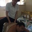 名古屋の出張・訪問ボディケア&足つぼ